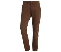 Stoffhose - mid brown