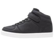 Sneaker high black/white