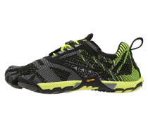 KMD EVO Laufschuh Natural running black/yellow