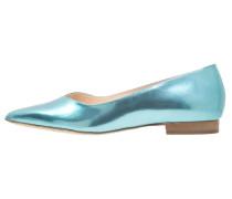 Klassische Ballerina - azur
