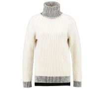 Strickpullover - white