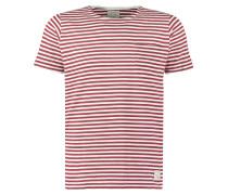 BELMONT TShirt print red