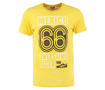 TShirt print chrome yellow