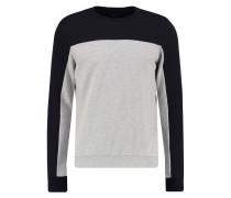 Sweatshirt - black/mottled grey