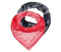 2 PACK - Tuch - red/navy