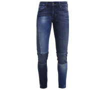 JASMIN Jeans Slim Fit scrached used