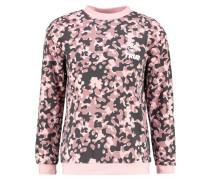 Sweatshirt mottled rose