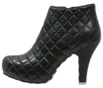 ANGIE High Heel Stiefelette black