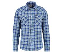 SLIM FIT - Hemd - workwear blue