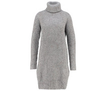 Strickkleid - heather grey