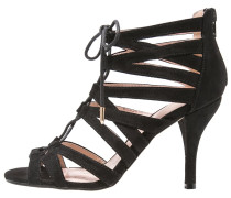 WINNS Riemensandalette black