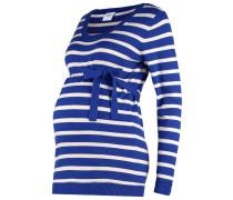 MLANNICA Strickpullover mazarine blue