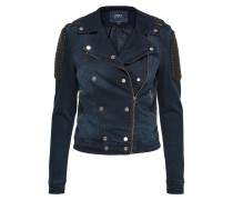 Jeansjacke dark blue denim