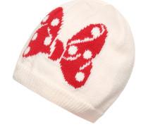 Mütze ivory frost