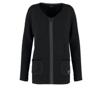 ANNICE Strickjacke black