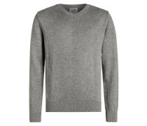 UNIFORM Strickpullover grey heather