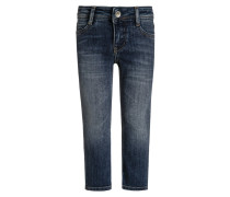 Jeans Straight Leg mid archie wash