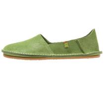 Slipper green