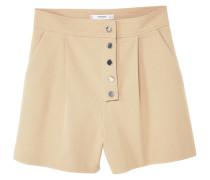 SNAP - Shorts - mink grey