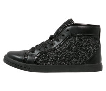 Sneaker high black