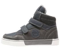 Sneaker high dark blue