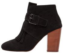 LYLE High Heel Stiefelette black