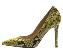 High Heel Pumps yellow