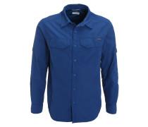 SILVER RIDGE - Hemd - marine blue