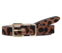 Gürtel calfhair