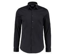 RALEIGH SLIM FIT Businesshemd black