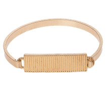 ENGRAVED ID Armband brass