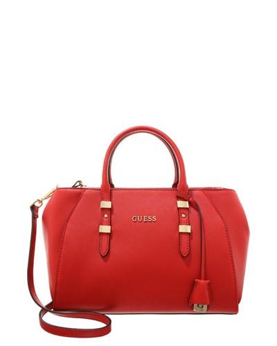 guess damen guess handtasche red reduziert. Black Bedroom Furniture Sets. Home Design Ideas