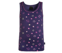 Unterhemd / Shirt purple