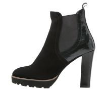 Ankle Boot nero/verde