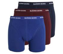 SOLIDS 3 PACK Panties dark blue
