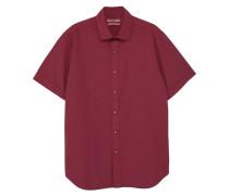 ALAGON SLIM FIT Hemd maroon