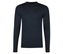 Strickpullover dark blue