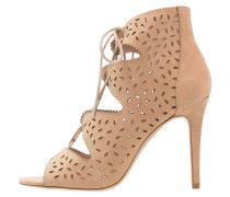 SOHO High Heel Sandaletten cream