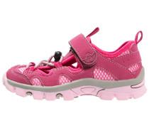 Trekkingsandale magenta/pink