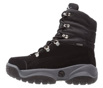 TRESENTA GTX Snowboot / Winterstiefel black/dark shadow/silver metallic