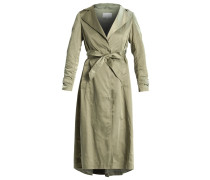 Trenchcoat - oil green