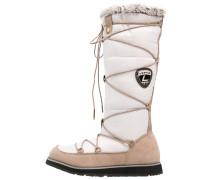 LEONORA Snowboot / Winterstiefel optic white