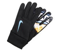 MAN CITY Fingerhandschuh black/field blue/white