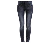 DECO Jeans Slim Fit blue black denim