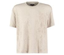 TShirt print beige