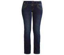JONQUIL - Jeans Straight Leg - dark-blue denim