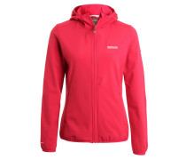 AREC Softshelljacke berry