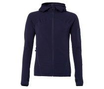 PRAVITALE - Fleecejacke - evening blue