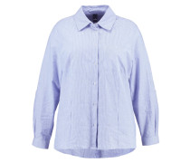 Hemdbluse - blue riviara