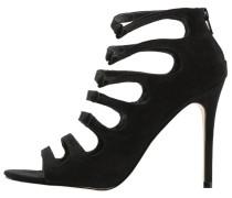 CAROUSEL High Heel Sandaletten black